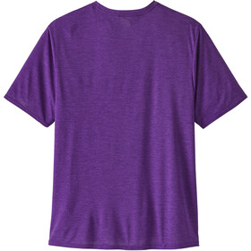 Patagonia Cap Cool Daily Graphic T-Shirt Herren vote her/purple x-dye